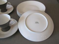 Raymond Loewy After Dinner Coffee Set for Rosenthal 2000 by Raymond Loewy - 693252