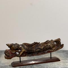Reclining Buddha Thailand Circa 1850 - 1395950