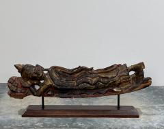 Reclining Buddha Thailand Circa 1850 - 1395952