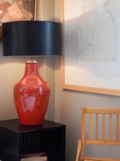 Red German Carstens Table Lamp - 1589743
