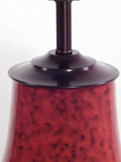 Red German Carstens Table Lamp - 1589756