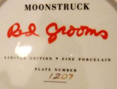 Red Grooms Red Grooms Moonstruck Limited Edition Plate - 578769
