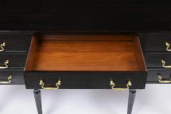 Regency 1900s English Partner Desk - 1370863