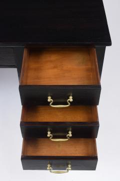 Regency 1900s English Partner Desk - 1370864