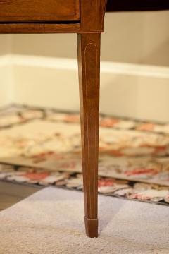 Regency Bow Front Mahogany Sideboard - 937104