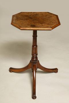 Regency Burr Oak and Yew Wood Table - 660288