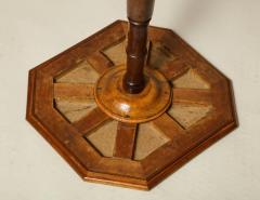 Regency Burr Oak and Yew Wood Table - 660292