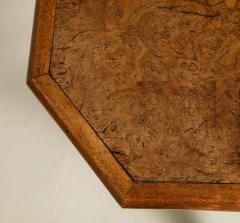 Regency Burr Oak and Yew Wood Table - 660294