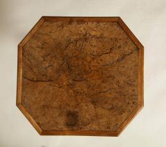 Regency Burr Oak and Yew Wood Table - 660295