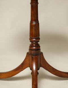 Regency Burr Oak and Yew Wood Table - 660296