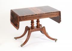 Regency Calamander and Rosewood Sofa Table c 1810 20 - 1319327
