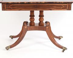 Regency Calamander and Rosewood Sofa Table c 1810 20 - 1319329