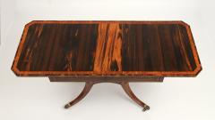 Regency Calamander and Rosewood Sofa Table c 1810 20 - 1319330