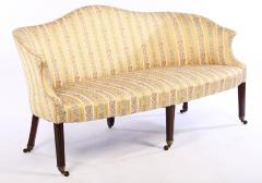 Regency Camelback Sofa England circa 1795 - 876588