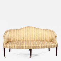 Regency Camelback Sofa England circa 1795 - 877905
