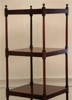 Regency Dumbwaiter Etagere - 1837115