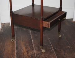 Regency Dumbwaiter Etagere - 1837117