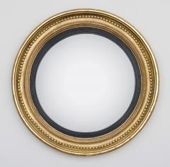 Regency Giltwood Convex Mirror Circa 1810 - 778146