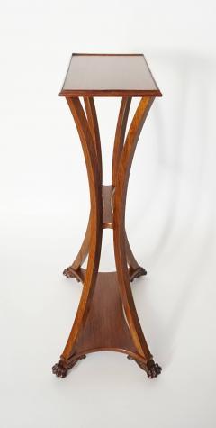 Regency Leopardwood Stand - 1114059