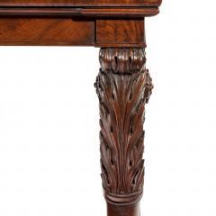 Regency Mahogany Console Table - 756424