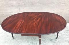Regency Mahogany Drop Leaf Dining Table - 1426587