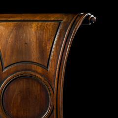 Regency Mahogany Hall Chair - 999741