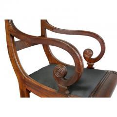 Regency Mahogany Metamorphic Armchair - 1532329