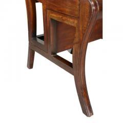 Regency Mahogany Metamorphic Armchair - 1532351