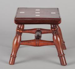 Regency Miniature Lace Makers Table - 1246825