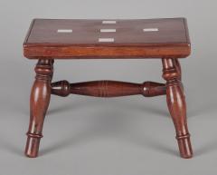 Regency Miniature Lace Makers Table - 1246826