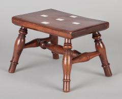 Regency Miniature Lace Makers Table - 1246827