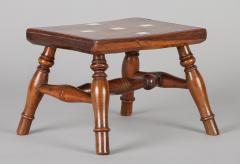 Regency Miniature Lace Makers Table - 1246828
