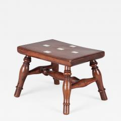 Regency Miniature Lace Makers Table - 1248237