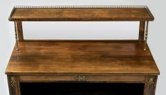 Regency Period Rosewood Bookcases - 102788