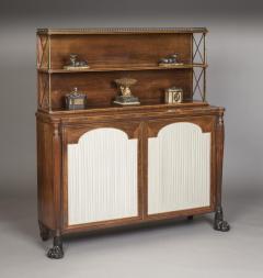 Regency Period Rosewood Chiffonier - 1145555