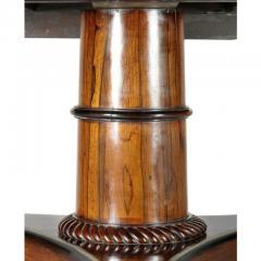 Regency Rosewood Breakfast Table - 1532230