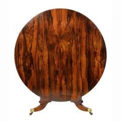 Regency Rosewood Breakfast Table - 1532231