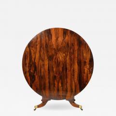 Regency Rosewood Breakfast Table - 1533649