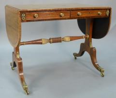 Regency Rosewood Sofa Table - 503707