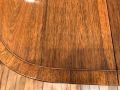 Regency Rosewood Sofa Table - 504138