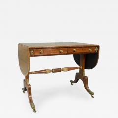 Regency Rosewood Sofa Table - 504975