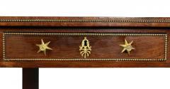 Regency Rosewood Sofa Table - 1522012