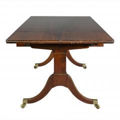 Regency Rosewood Sofa Table - 1522015