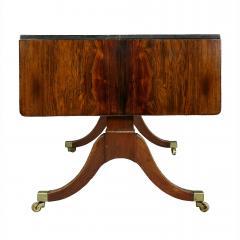 Regency Rosewood Sofa Table - 1522026
