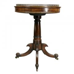 Regency Rosewood and Specimen Marble Table - 1532298