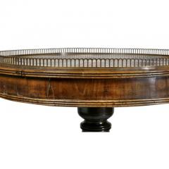 Regency Rosewood and Specimen Marble Table - 1532320