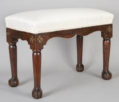 Regency Simulated Rosewood Bench - 1240026