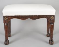 Regency Simulated Rosewood Bench - 1240031