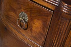 Regency Style Solid Padouk Sideboard or Serving Table - 1071255