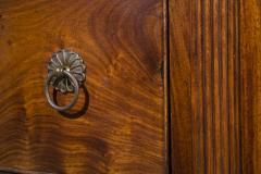 Regency Style Solid Padouk Sideboard or Serving Table - 1071256